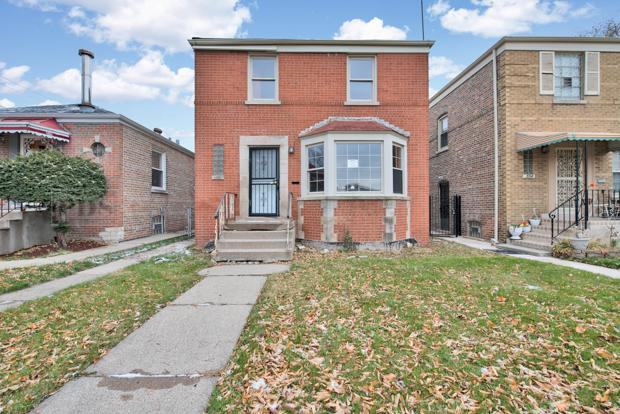 550 E 104th Place, Chicago, IL 60628 (MLS #10140359) :: Domain Realty