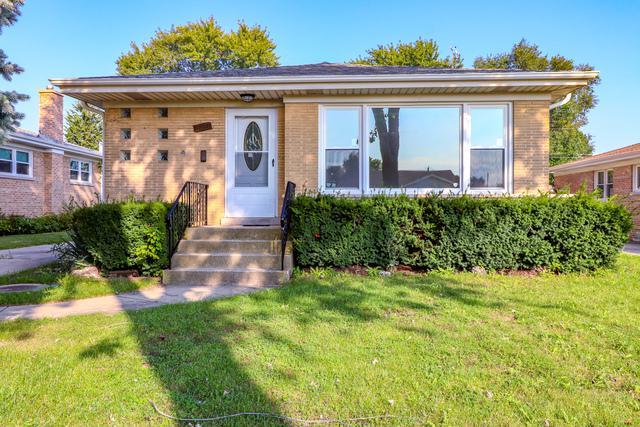8727 N Ozanam Avenue, Niles, IL 60714 (MLS #10140429) :: Domain Realty