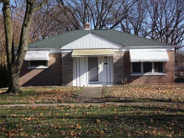 17563 Western Avenue, Homewood, IL 60430 (MLS #10140522) :: Domain Realty