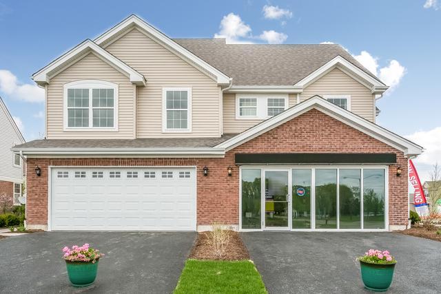 8649 Foxborough Way #1662, Joliet, IL 60431 (MLS #10140695) :: Ani Real Estate