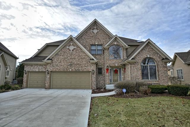 2537 Danhaven Court, Aurora, IL 60502 (MLS #10140701) :: The Wexler Group at Keller Williams Preferred Realty