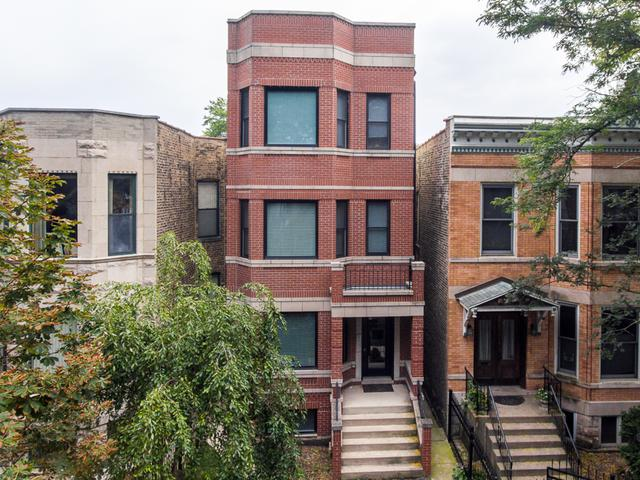 2627 N Washtenaw Avenue #1, Chicago, IL 60647 (MLS #10140764) :: Leigh Marcus | @properties