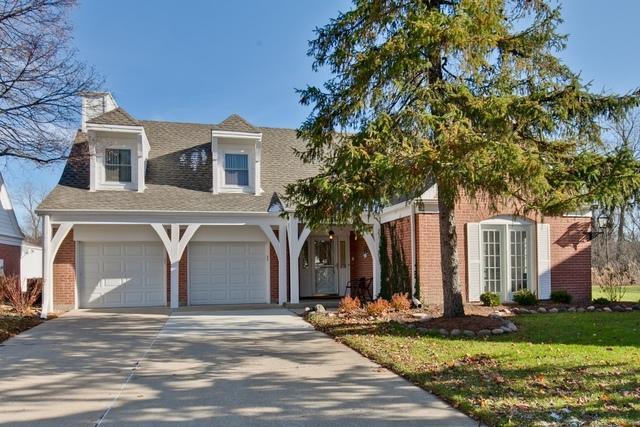 100 Rivershire Lane, Lincolnshire, IL 60069 (MLS #10140795) :: Helen Oliveri Real Estate