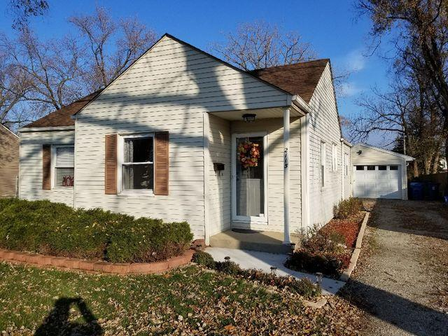 2115 Emerson Avenue, Melrose Park, IL 60164 (MLS #10140882) :: The Spaniak Team