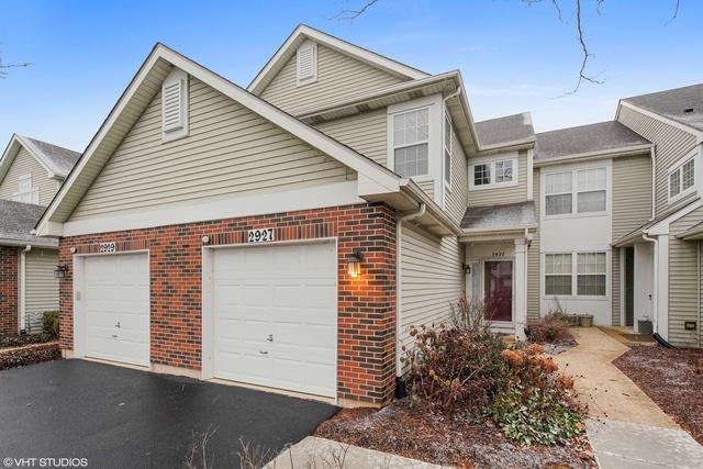 2927 Kentshire Circle, Naperville, IL 60564 (MLS #10140937) :: Leigh Marcus | @properties