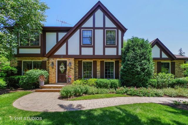 18 Middlebury Lane, Lincolnshire, IL 60069 (MLS #10141074) :: Baz Realty Network   Keller Williams Preferred Realty