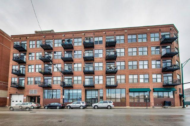 2310 S Canal Street #416, Chicago, IL 60616 (MLS #10141172) :: The Spaniak Team
