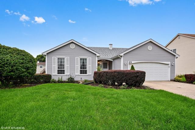 824 S Prospect Avenue, Bartlett, IL 60103 (MLS #10141202) :: Ani Real Estate