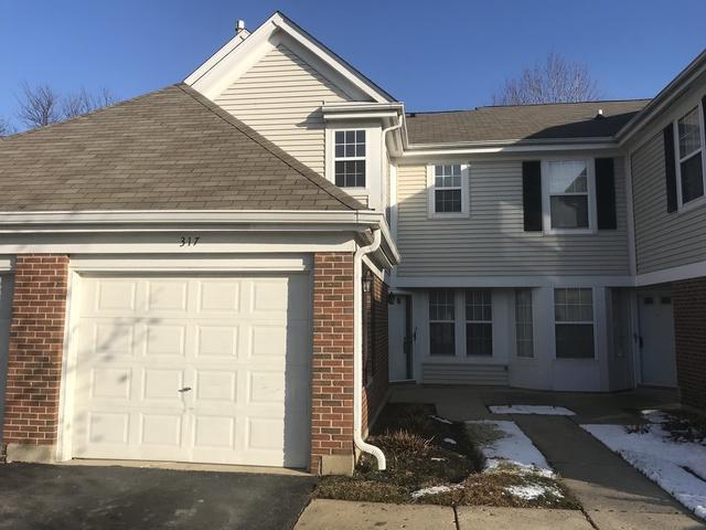 317 Green Knoll Lane, Streamwood, IL 60107 (MLS #10141256) :: Baz Realty Network | Keller Williams Preferred Realty