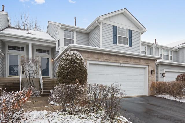 6613 Snug Harbor Drive #6613, Willowbrook, IL 60527 (MLS #10141309) :: Ani Real Estate