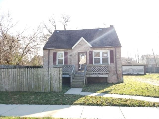 3419-21 W 136th Street, Robbins, IL 60472 (MLS #10141454) :: The Wexler Group at Keller Williams Preferred Realty