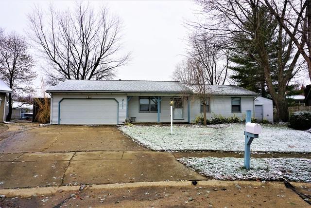2111 Clover Court W, Champaign, IL 61821 (MLS #10141742) :: Ryan Dallas Real Estate