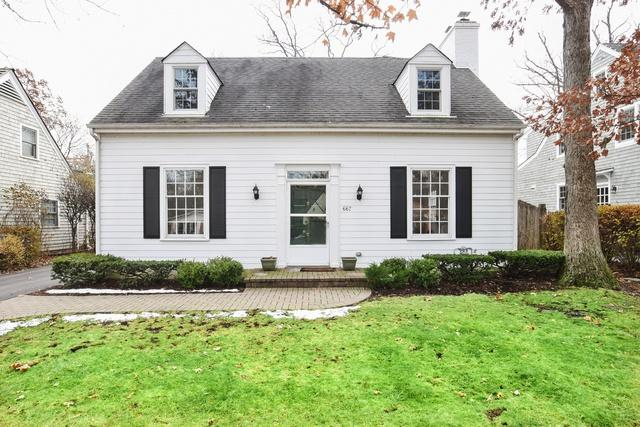 667 Greenview Place, Lake Forest, IL 60045 (MLS #10142098) :: The Wexler Group at Keller Williams Preferred Realty