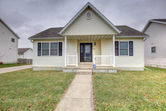 1421 Ogelthorpe Avenue, Urbana, IL 61802 (MLS #10142128) :: Littlefield Group