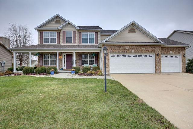 2005 Emerald Drive, Champaign, IL 61822 (MLS #10142391) :: Ryan Dallas Real Estate