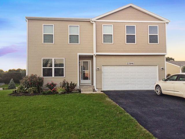 2394 Titus Drive, Yorkville, IL 60560 (MLS #10142402) :: Helen Oliveri Real Estate
