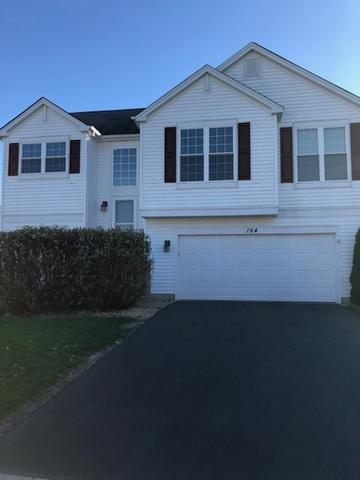 164 E Clover Avenue, Cortland, IL 60112 (MLS #10142468) :: The Wexler Group at Keller Williams Preferred Realty