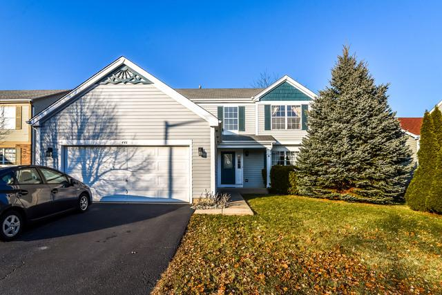 446 Hummingbird Lane, Bolingbrook, IL 60440 (MLS #10142935) :: The Wexler Group at Keller Williams Preferred Realty