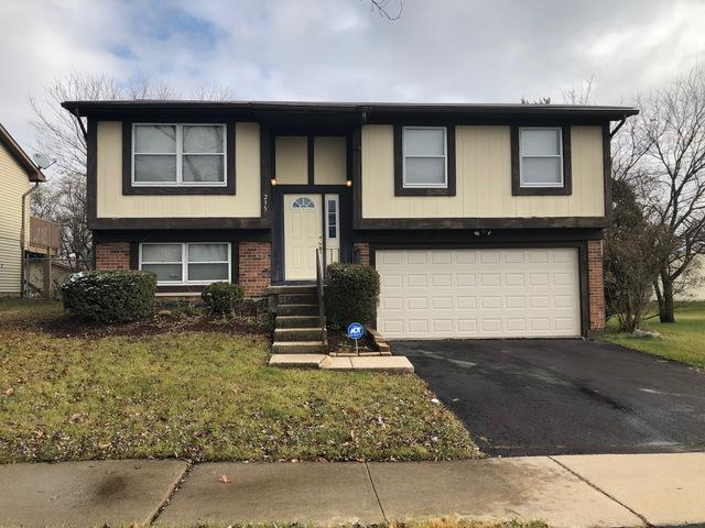 235 Huntingwood Road, Matteson, IL 60443 (MLS #10143110) :: Berkshire Hathaway HomeServices Snyder Real Estate