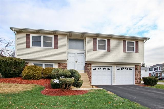 1701 Schubert Court, Glendale Heights, IL 60139 (MLS #10143157) :: The Spaniak Team