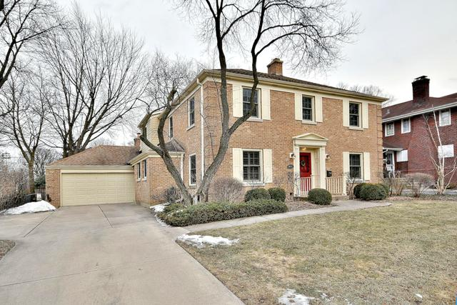4031 Woodland Avenue, Western Springs, IL 60558 (MLS #10143175) :: Touchstone Group