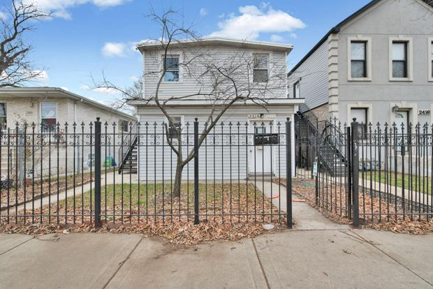 2418 W 36th Street, Chicago, IL 60632 (MLS #10143300) :: The Spaniak Team