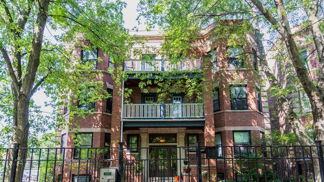 4618 N Racine Avenue #3, Chicago, IL 60640 (MLS #10143702) :: Property Consultants Realty