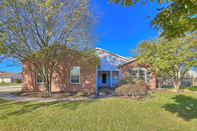501 Van Buren Street, Savoy, IL 61874 (MLS #10144413) :: Ryan Dallas Real Estate