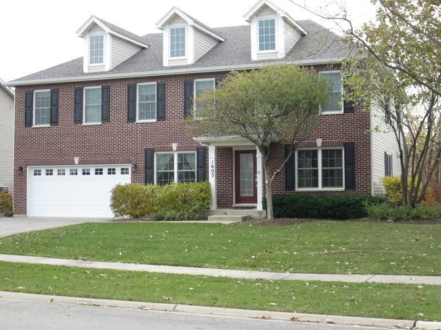 1603 Oakland Drive, Lake Villa, IL 60046 (MLS #10144681) :: The Wexler Group at Keller Williams Preferred Realty