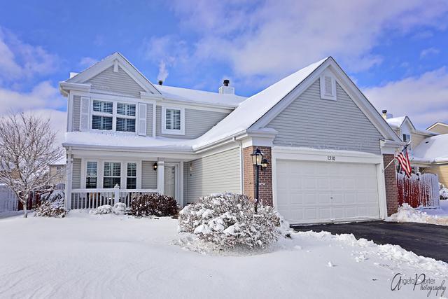 1310 Almaden Lane, Gurnee, IL 60031 (MLS #10144983) :: Leigh Marcus | @properties