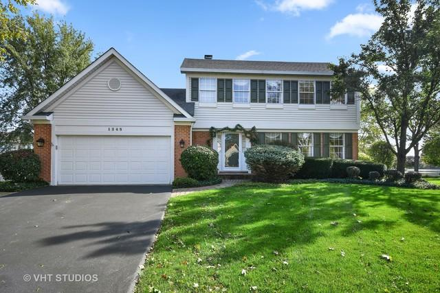 1345 Paddock Place, Bartlett, IL 60103 (MLS #10145048) :: The Wexler Group at Keller Williams Preferred Realty