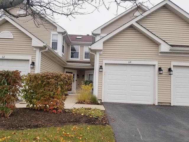64 Harvest Gate, Lake In The Hills, IL 60156 (MLS #10145078) :: Baz Realty Network | Keller Williams Preferred Realty