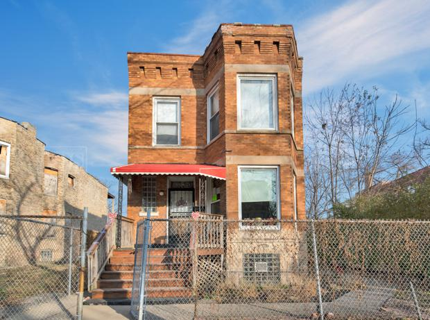 4208 W Wilcox Street, Chicago, IL 60624 (MLS #10145090) :: The Spaniak Team
