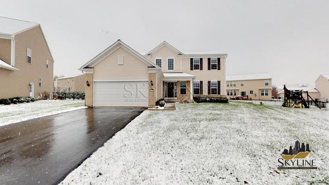 407 Baker Court, Oswego, IL 60543 (MLS #10145301) :: The Wexler Group at Keller Williams Preferred Realty