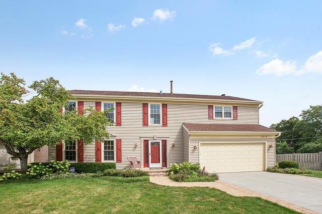 2804 Crabtree Lane, Northbrook, IL 60062 (MLS #10145405) :: The Wexler Group at Keller Williams Preferred Realty