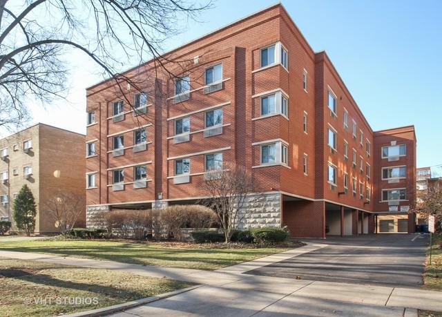 808 Judson Avenue 3G, Evanston, IL 60202 (MLS #10145854) :: The Spaniak Team