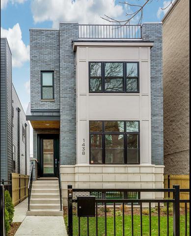 1438 N Washtenaw Avenue, Chicago, IL 60622 (MLS #10145903) :: The Perotti Group   Compass Real Estate