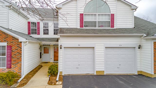 7 Hoover Court B, Streamwood, IL 60107 (MLS #10146043) :: Baz Realty Network | Keller Williams Preferred Realty