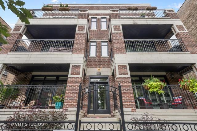 2741 N Mildred Avenue 1N, Chicago, IL 60614 (MLS #10146190) :: Leigh Marcus | @properties