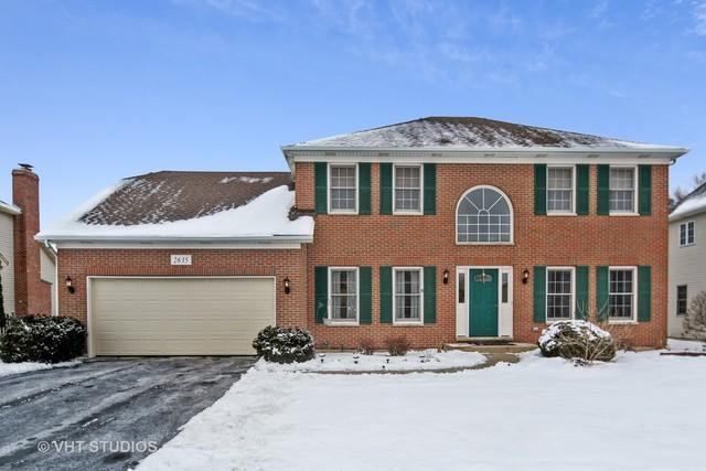 2635 Hoddam Road, Naperville, IL 60564 (MLS #10146234) :: HomesForSale123.com