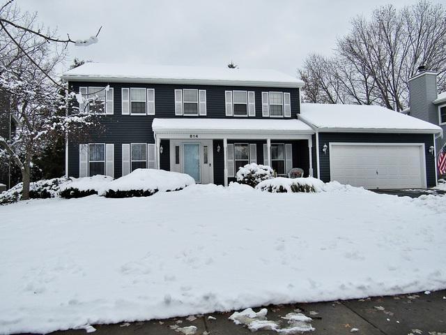 814 Millington Way, St. Charles, IL 60174 (MLS #10146301) :: Helen Oliveri Real Estate
