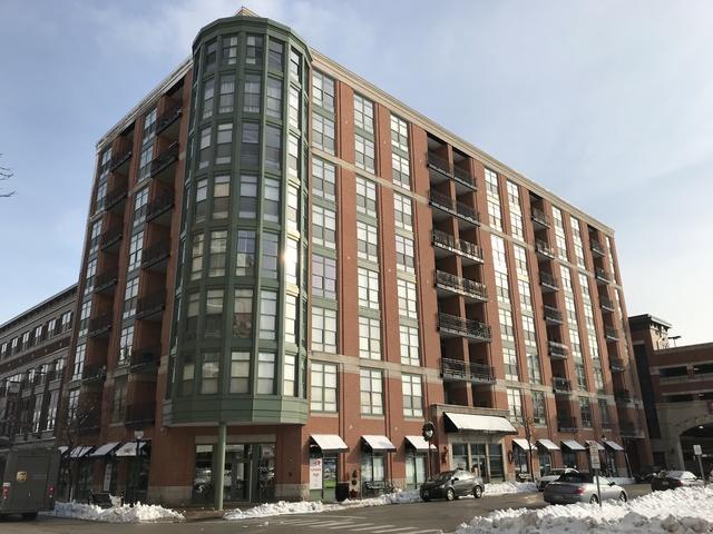 1 S Highland Avenue #604, Arlington Heights, IL 60005 (MLS #10146340) :: Baz Realty Network | Keller Williams Preferred Realty
