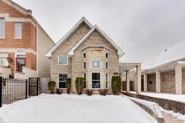 4527 S Forrestville Avenue, Chicago, IL 60653 (MLS #10146750) :: Leigh Marcus | @properties