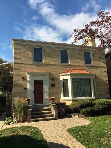 6146 N Kirkwood Avenue, Chicago, IL 60646 (MLS #10146888) :: The Spaniak Team