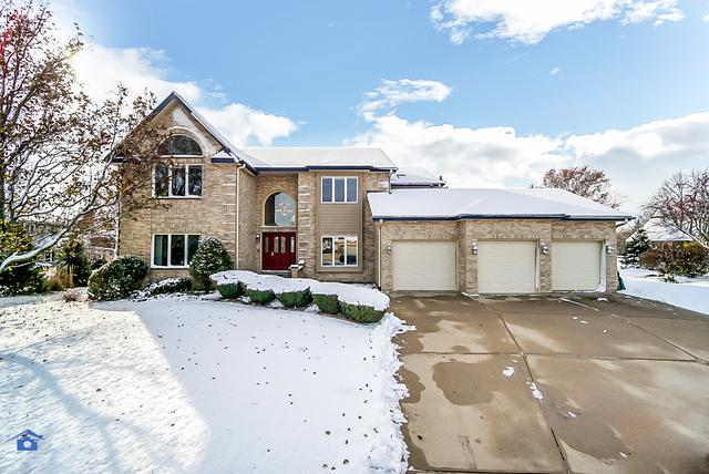 10654 Lexington Court, Frankfort, IL 60423 (MLS #10147109) :: The Wexler Group at Keller Williams Preferred Realty