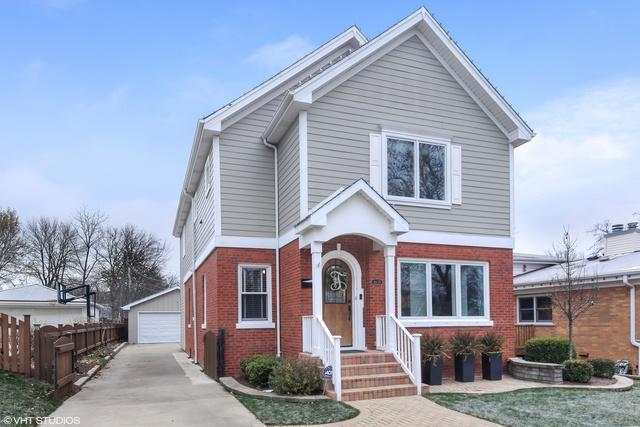 4639 Lawn Avenue, Western Springs, IL 60558 (MLS #10147466) :: The Wexler Group at Keller Williams Preferred Realty
