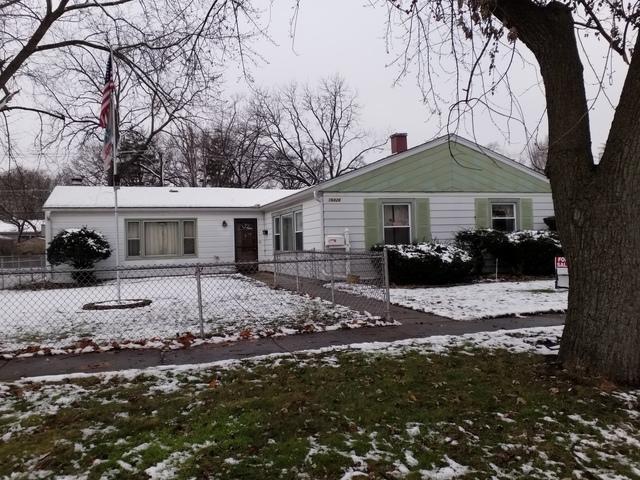 16826 Orchard Ridge Avenue, Hazel Crest, IL 60429 (MLS #10147500) :: Leigh Marcus   @properties