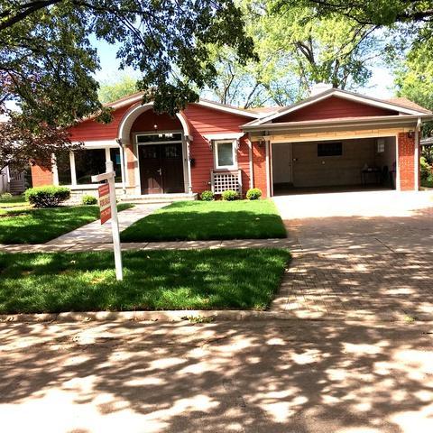 5128 Ellington Avenue, Western Springs, IL 60558 (MLS #10147525) :: The Wexler Group at Keller Williams Preferred Realty