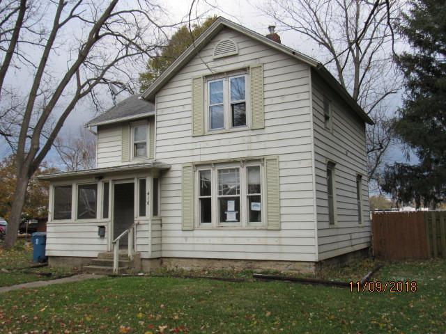 416 N Elm Street, Momence, IL 60954 (MLS #10147782) :: The Wexler Group at Keller Williams Preferred Realty