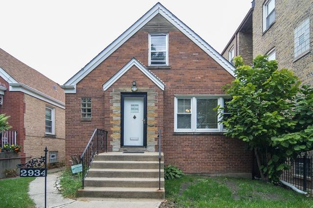 2934 N Kolmar Avenue, Chicago, IL 60641 (MLS #10147929) :: Leigh Marcus | @properties
